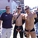 With Bentley Race at the Folsom Street Fair