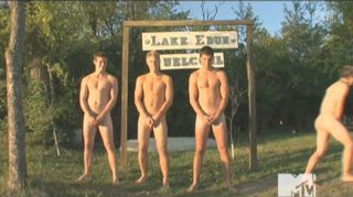 Buried Life guys get naked