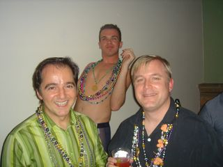 Epiphany 2006 at the Big Gay Frat House