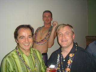 Epiphany 2006 at the Big Gay Frat House