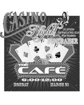 Casino Night Cafe - big